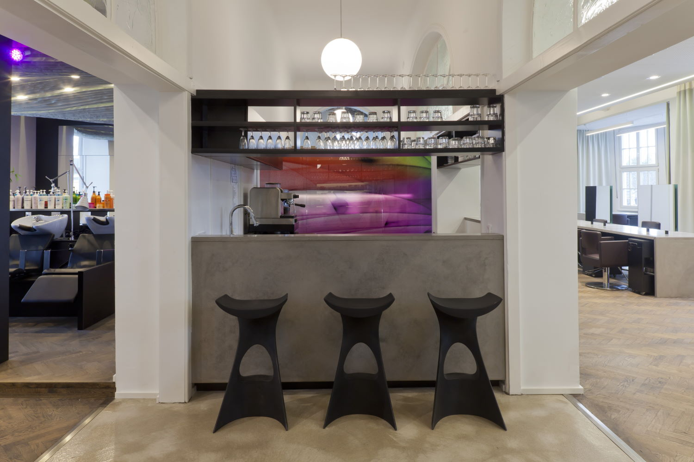Barbereich friseur linz edinger landstrasse zentrum salon